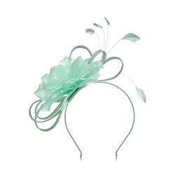 Light-Green-Mint-Fascinator
