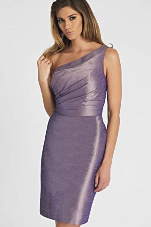One Shoulder Occasion Dress