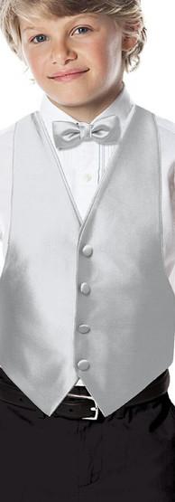 Boys Backless Vest