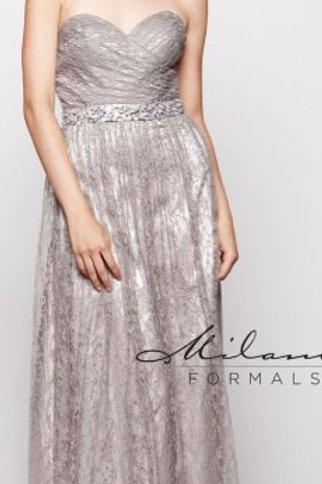 Lace Evening or Bridesmiad Dress