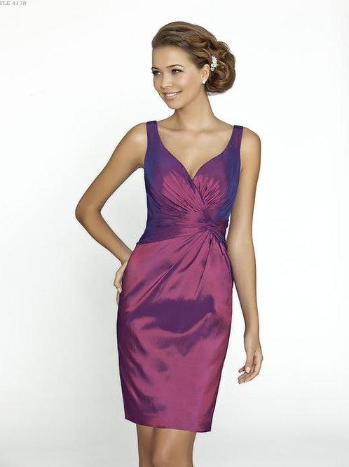 Short Taffeta Occasion Dress