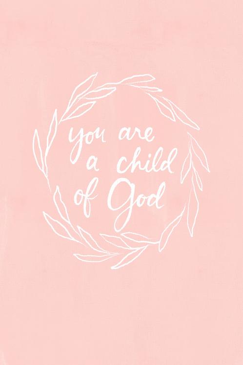 Child of God - Peony