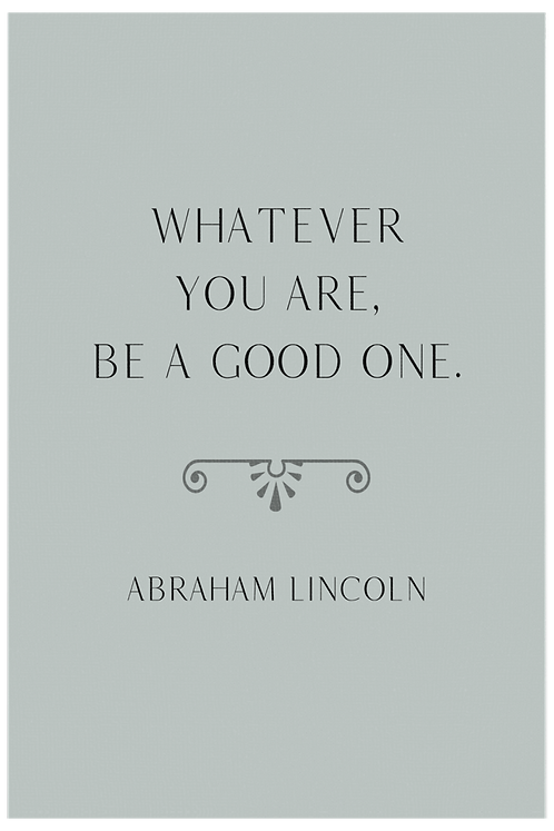 Whatever You Are by Lincoln