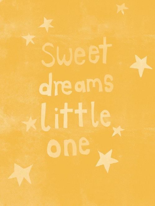 Sweet Dreams - Sunflower