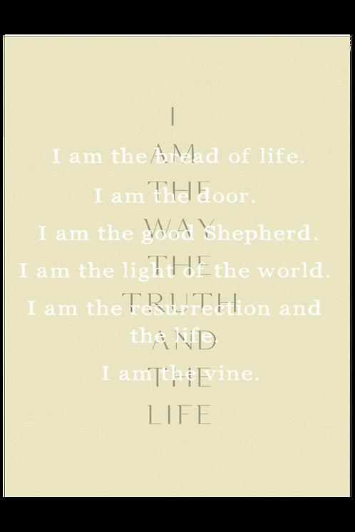 I Am - Butter