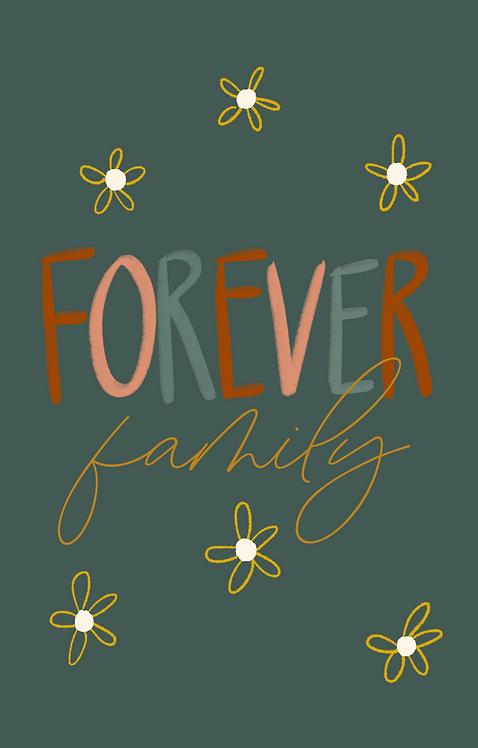 Forever Family - Loden