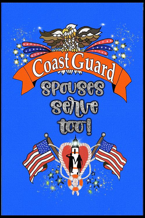 Coast Guard Spouses Serve Too! - Male