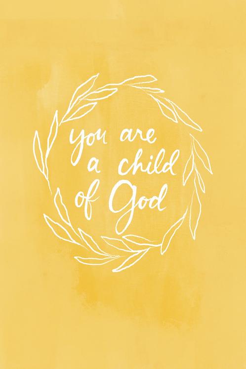 Child of God - Sunflower