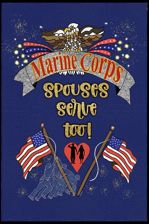 Marine Corps Spouses Serve Too! - Male