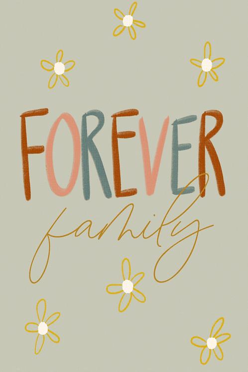 Forever Family - Moss
