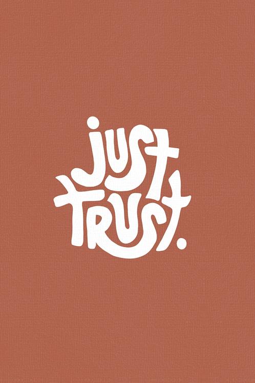 Just Trust - Russet
