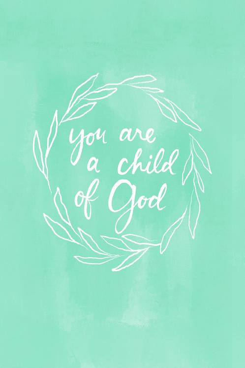 Child of God - Mint