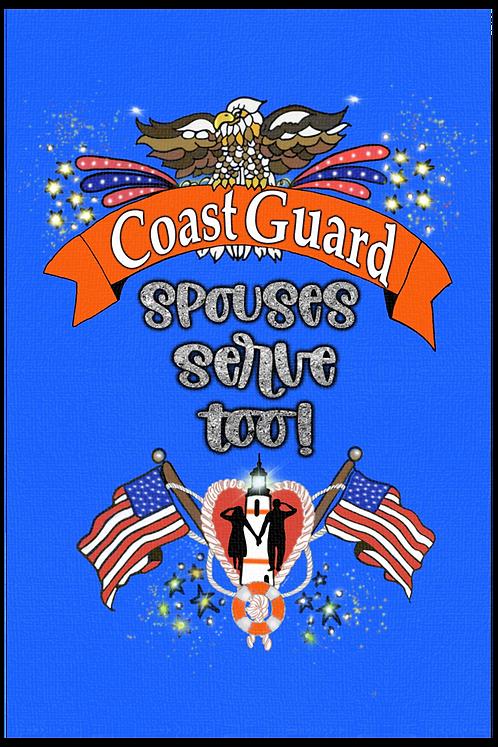 Coast Guard Spouses Serve Too! - Both