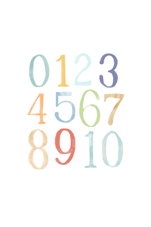 My Numbers