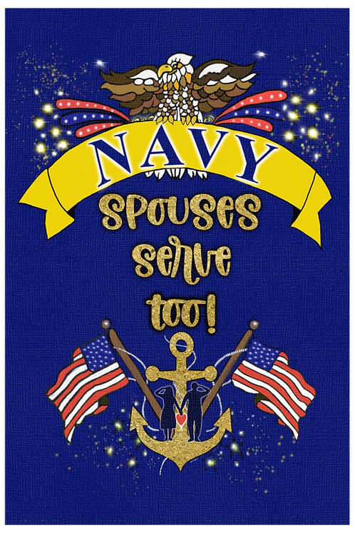 Navy Spouses Serve Too! - Both