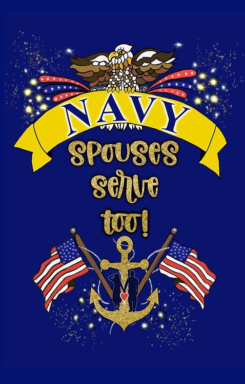 Navy Spouses Serve Too!