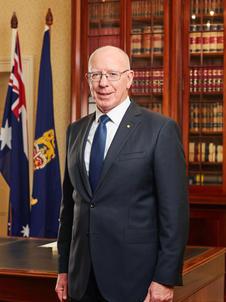 His Excellency General the Honourable David Hurley AC, DSC (Ret'd)