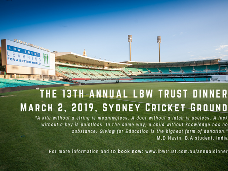 Annual Dinner tickets now on sale!