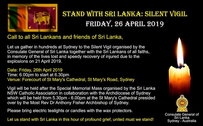 Batting for Change stands with Sri Lanka