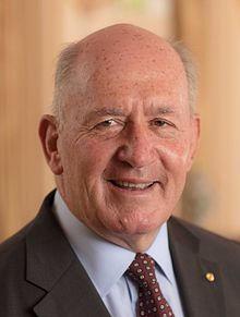 General the Honourable Sir Peter Cosgrove AK, CVO, MC (Ret'd)