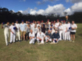 2018 Annual Bowral Weekend Team Photo.jp