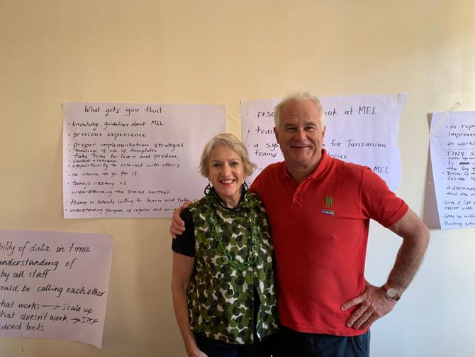 LBW Trust Directors visit Tanzania and Kenya