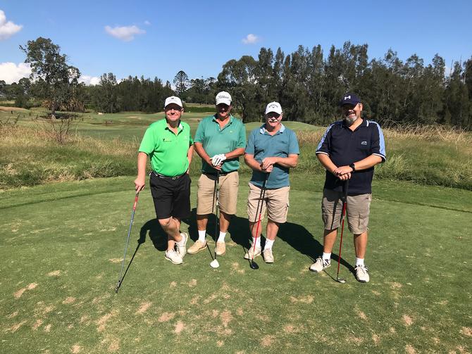 Golfing for Change