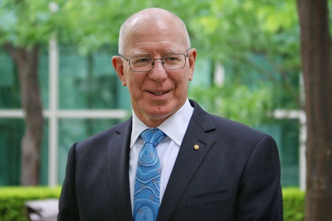 Australia's new Governor-General, David Hurley, becomes patron of the LBW Trust