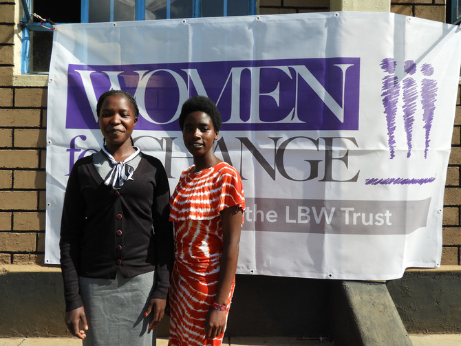 Message from Women for Change: Moving Forward with Tertiary Education for Maasai Women