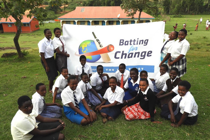 Batting for Change celebrates International Women's Day