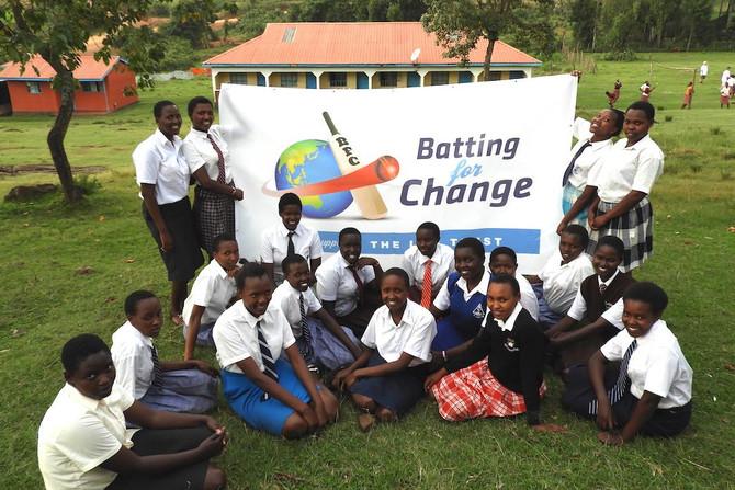 Batting for Change celebrates International Women's Day