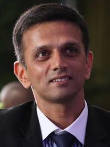 Padma Bhushan Rahul Dravid