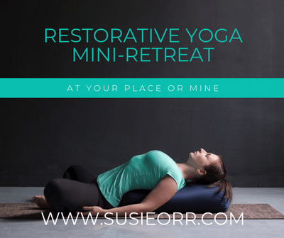 Book your own mini-retreat party