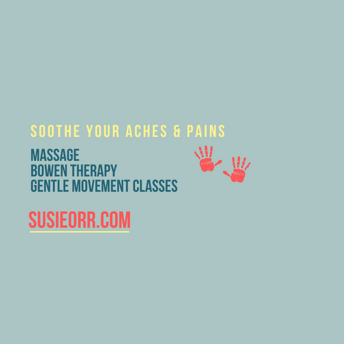Soothe Your Aches & Pains