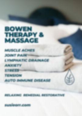 Ladies aromatherapy massage and Bowen.jp