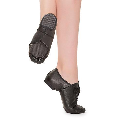 Lace Up Jazz/Pom Shoe