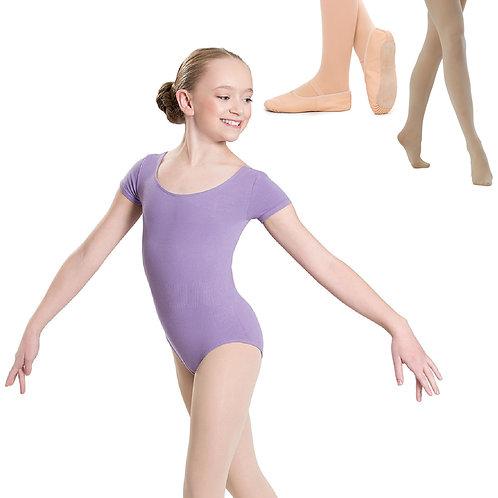 SHORT SLEEVE BUNDLE - Ballet
