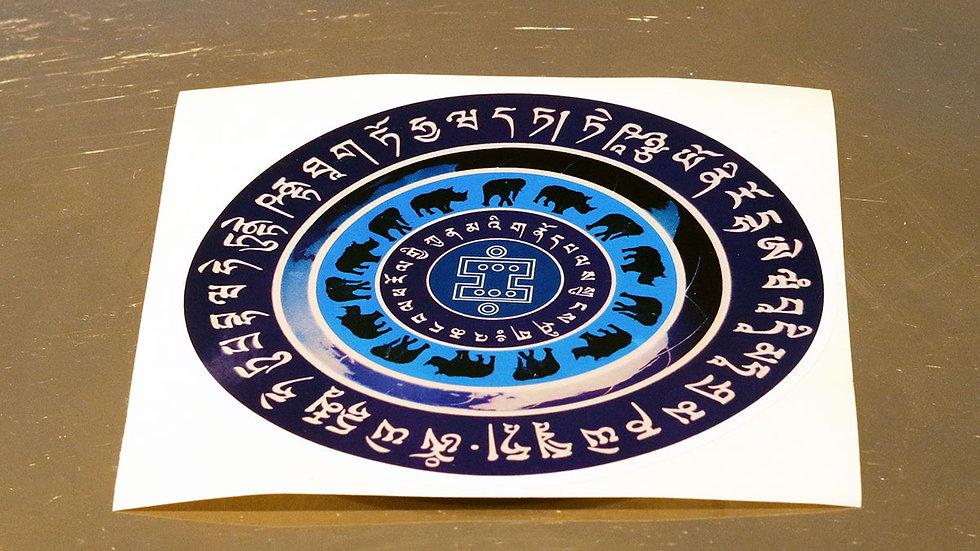 Hırsızlık Kovucu Sticker