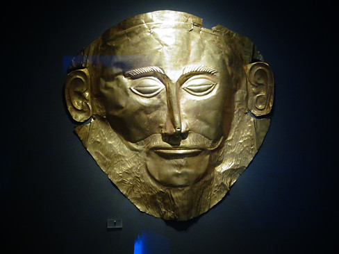 Death Mask of Agamemnon