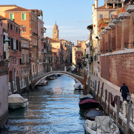The Floating City: A Weekend in Venice (Part 3)