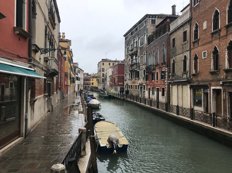The Real Streets of Venice