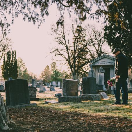 Mourning via Webcast