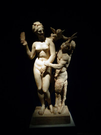 Meanad and Satyr