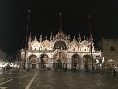Basilica From the Plaza