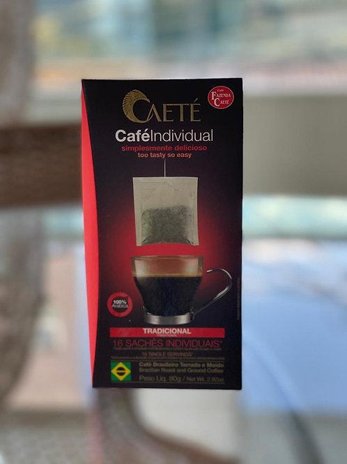 Café Individual Tradicional (1 Display)