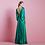 Thumbnail: Vestido longo Magestic bordado