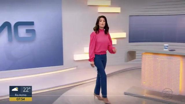 Entrevista Rede Globo Projeto Respirar