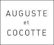Logo de Auguste et Cocotte partenaire de l'Atelier A.L . Auguste et Cocotte est un concept store de décoration, mode et lifestyle à Lyon dans le quartier Ainay. L'atelier A.L est une agence d'architecture d'intérieur et de décoration à Lyon. Rénovation de lieux anciens de type maison de campagne, appartement hausmannien, cannut, salon de thé, boutique et hôtel.