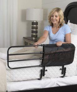 מעקה בטיחות למיטה מתכווננת למבוגרים STANDER מקורי