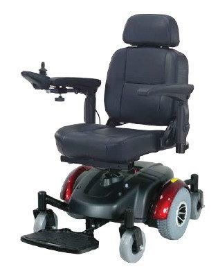 כסא גלגלים ממונע מתקפל טילט MAMBO 367